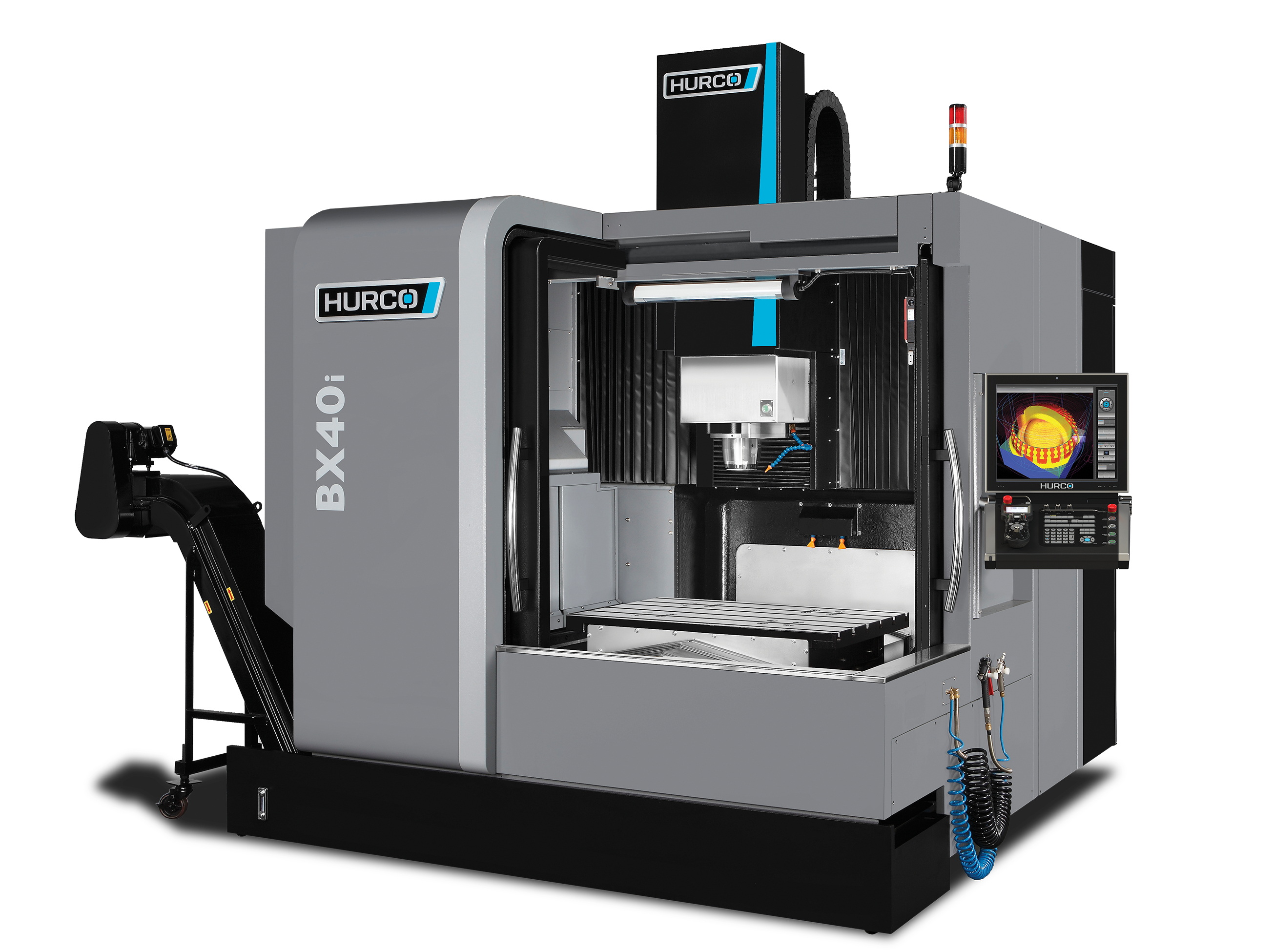 BX40i - High speed and accurancy for tight tolerances