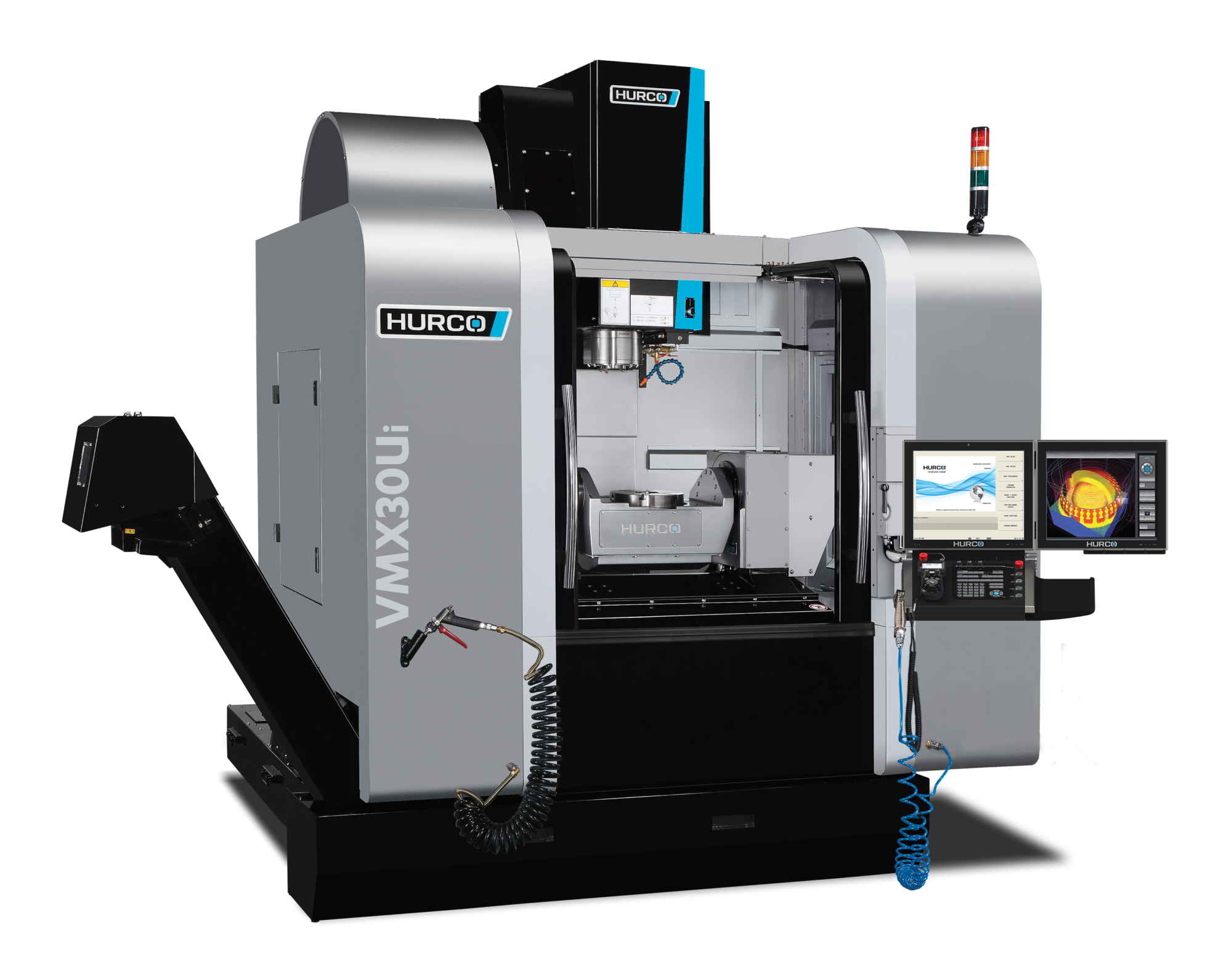 CNC machining centres and turning centers - HURCO