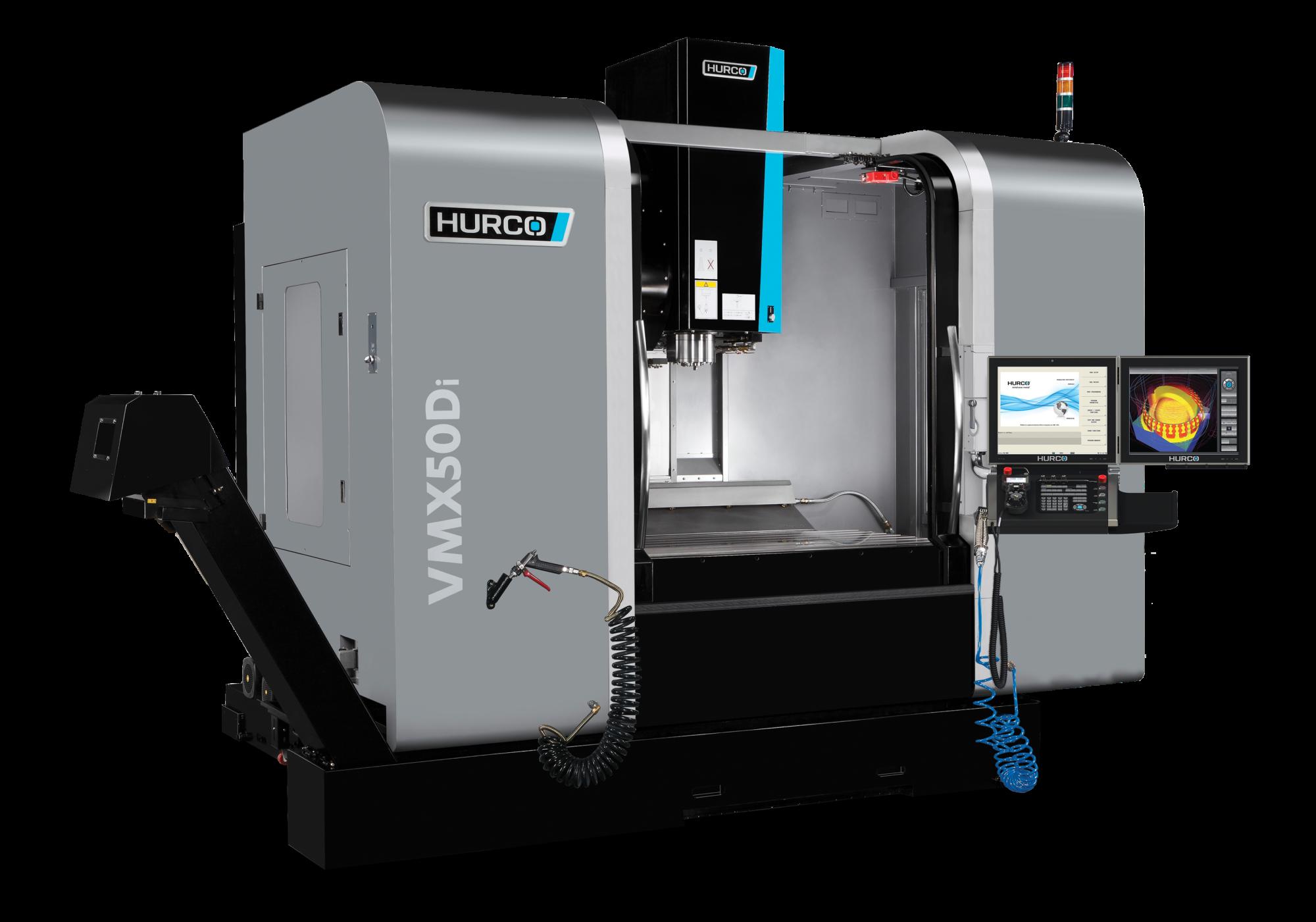 VMX50Di - Demand served with precision